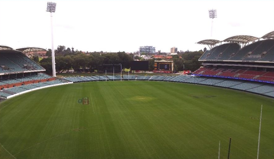 Adelaide Oval Tour