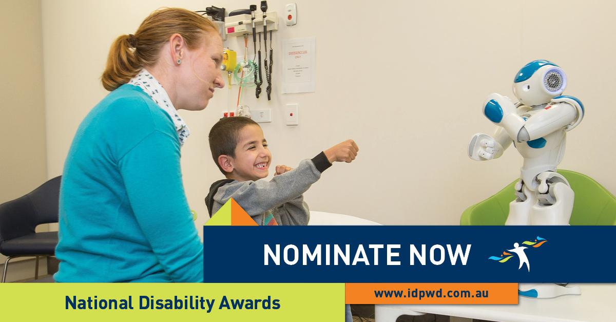 National Disability Awards