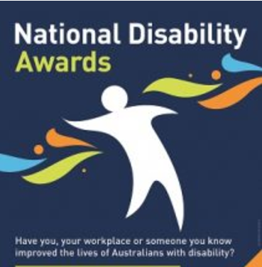 national disability awards